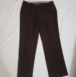 METAPHOR courtney  brown trouser pants siz…